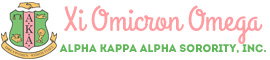 Xi Omicron Omega Chapter of Alpha Kappa Alpha Sorority, Incorporated